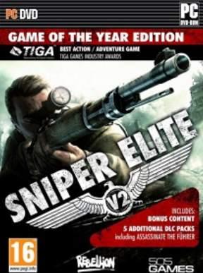 Sniper Elite V2 PC Full español iso descargar
