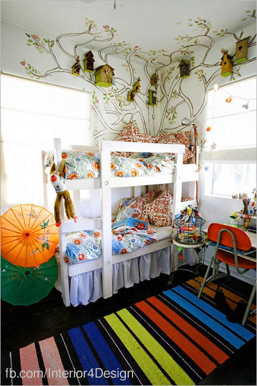Beautiful Kids Bedrooms Ideas