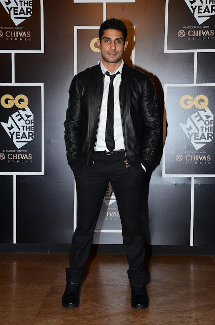 Prateik Babbar at GQ Men of the Year Awards 2016 to celebrate GQ's 8th Anniversary