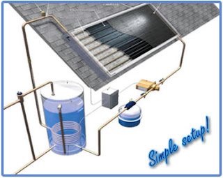 Diy hot water - build a solar hot water system