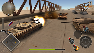 Modern Tank Force: War Hero Mod