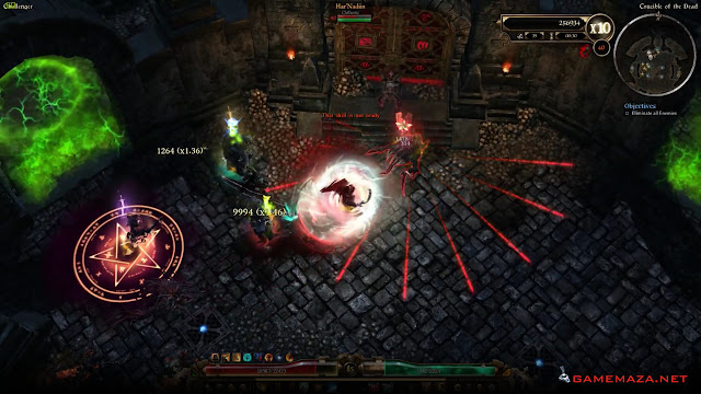 Grim Dawn Crucible Gameplay Screenshot 3