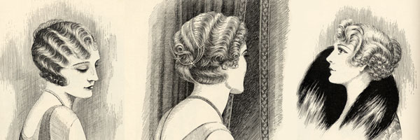 Ponytail Hairstyles 2012: 1920's Hairstyles