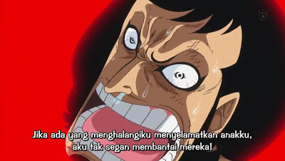 One Piece Episode 582 [ Subtitle Indonesia ]