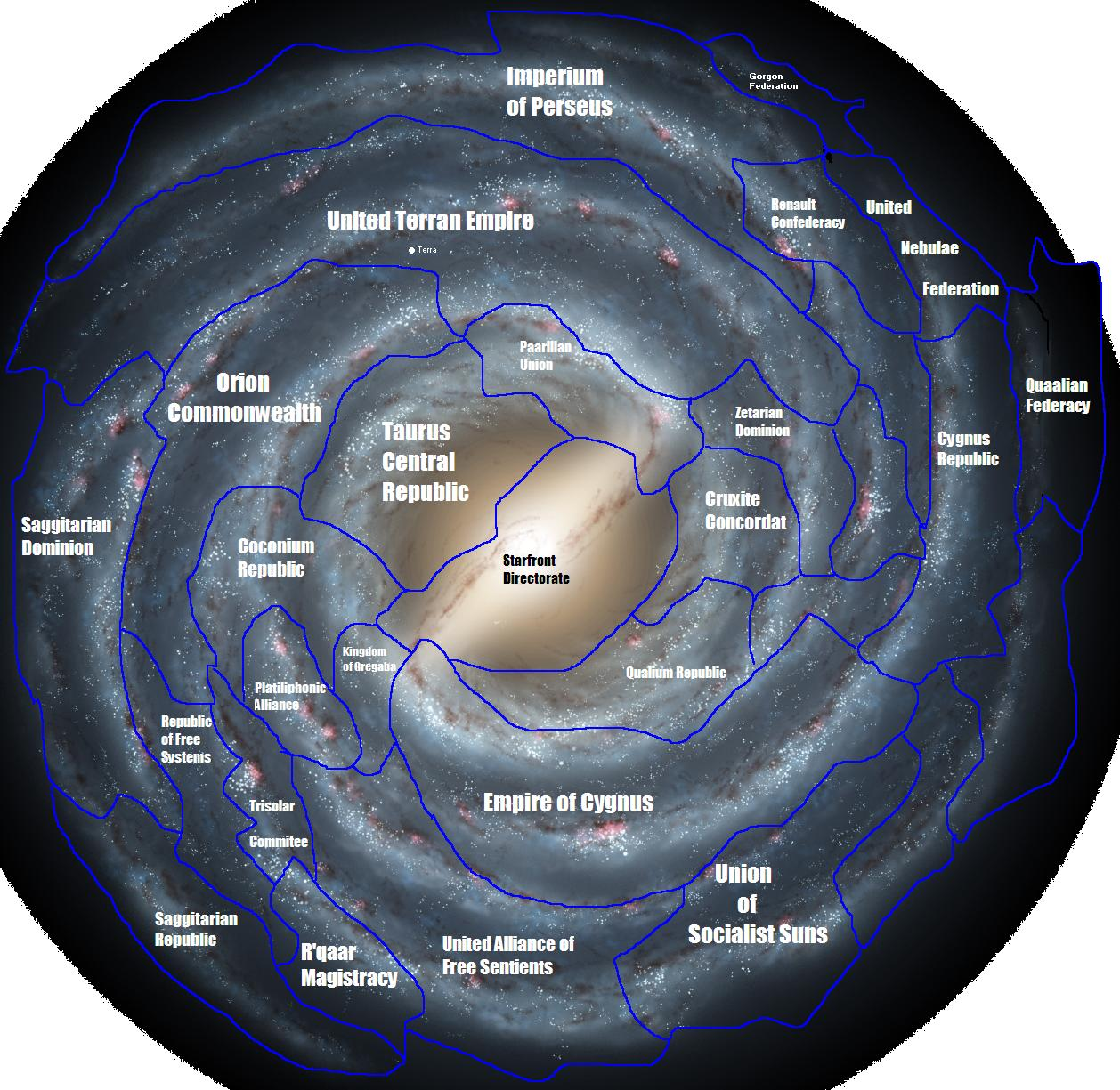 Milky Way Galaxy Earth Location - Pics about space