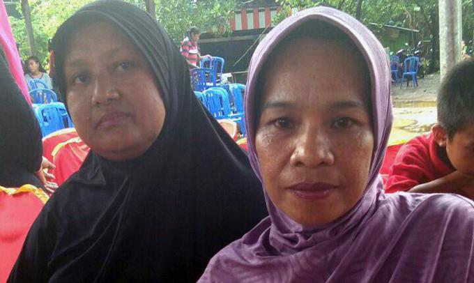 Ibu Rumah Tangga di Pangkep Ini Doakan NH-Aziz Terpilih di Pigub Sulsel