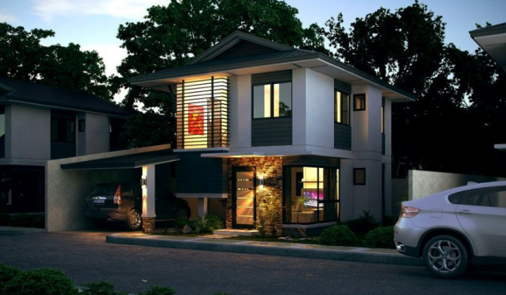 Tips for model 2 story minimalist house 100 easy elegan for Minimalist house tips