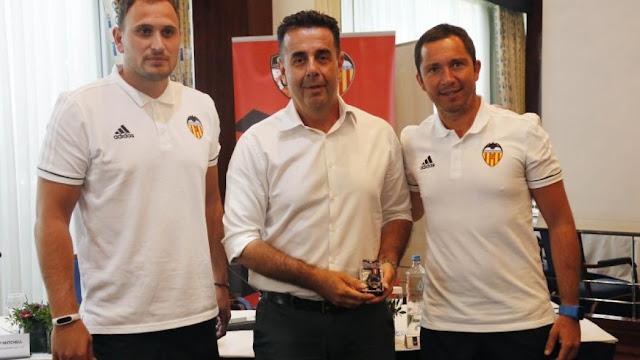 Την άνοιξη του 2018 στο Ναύπλιο με συμμετοχή της Βαλένθια το International Elite Youth Tournament