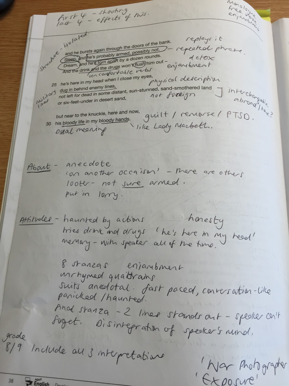 English literature frankenstein essays