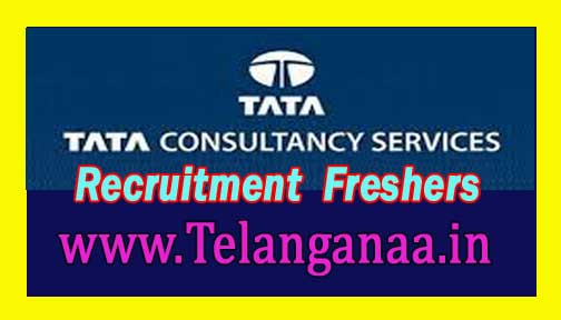 TCS Recruitment 2016-2017 For Freshers Apply