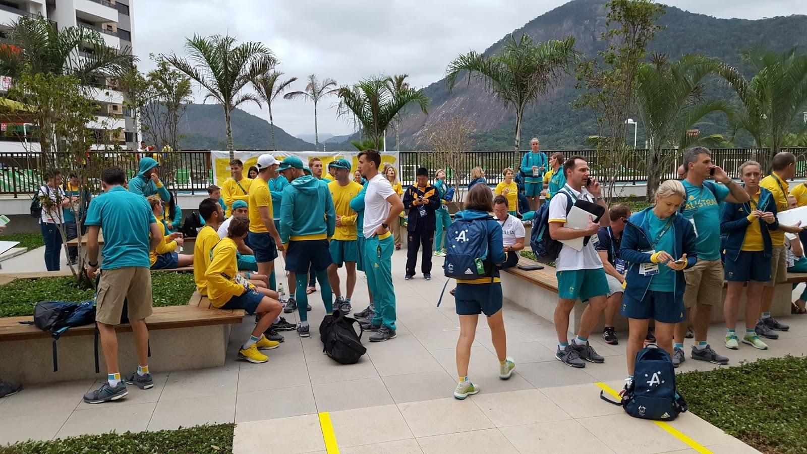 OLYMPIC VILLAGE, RIO OLYMPICS 2016 D