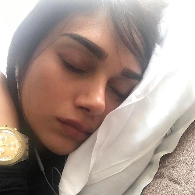 Aditi's secret behind her flawless skin