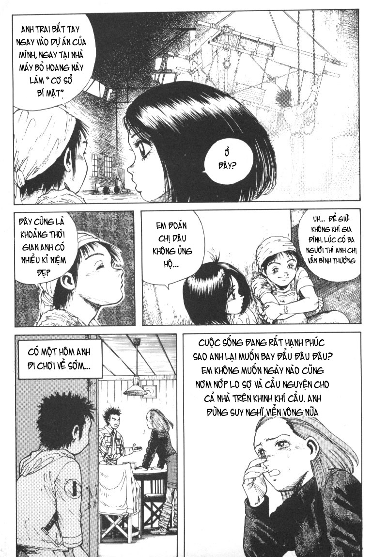 Battle Angel Alita chapter 10 trang 30