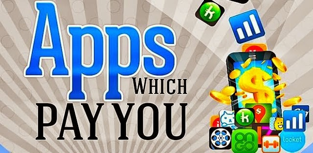 Apps which pay us