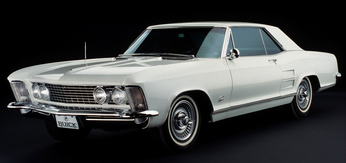 Buick Turns 110: Most Significant Buicks from Each of the ...