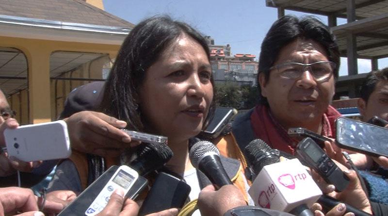Sonia Vallejos, directora jurídica del Municipio alteño