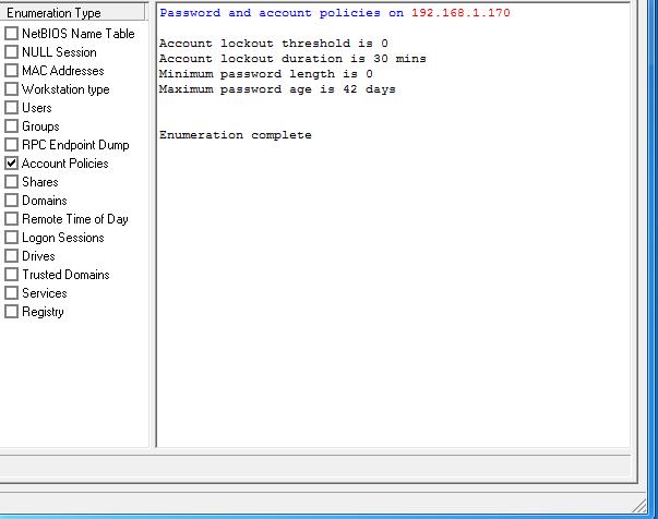 Cách bảo mật thông tin user