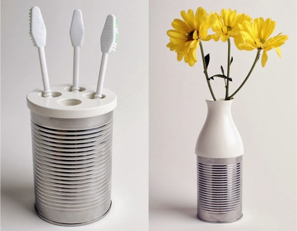The Art Of Up Cycling Upcycle Tin Cans Creative Ideas