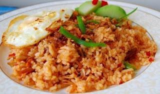 Resep Nasi Goreng resep membuat nasi goreng jawa sederhana Tarogong Kidul