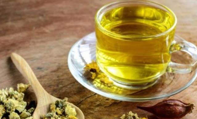 Τσάι από χρυσάνθεμα
