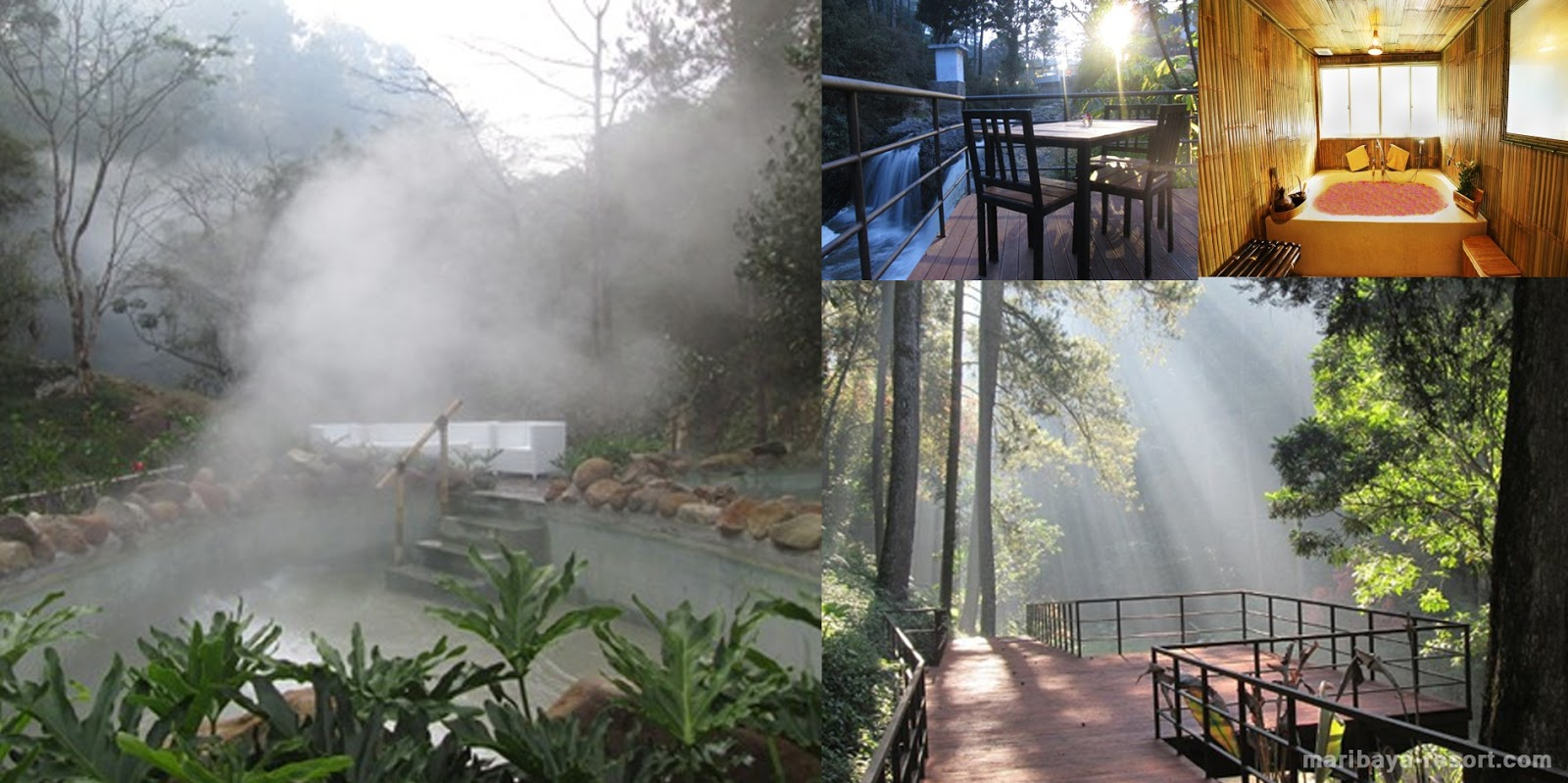 maribaya resort hot spring