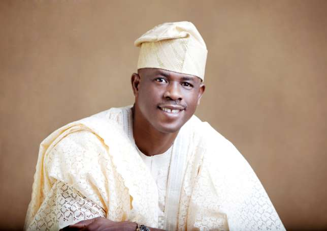 Senator Musiliu Obanikoro Loses His 95yrs Old Mother