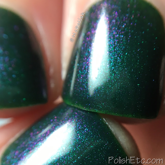 Pahlish - 12 Days of Christmas Collection - McPolish - Eleven Pipers Piping