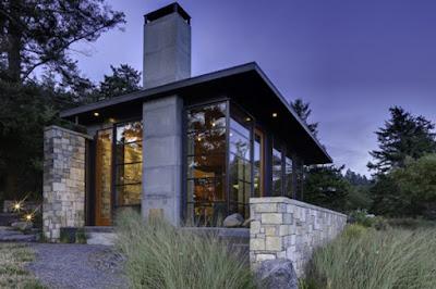 stone style house 13