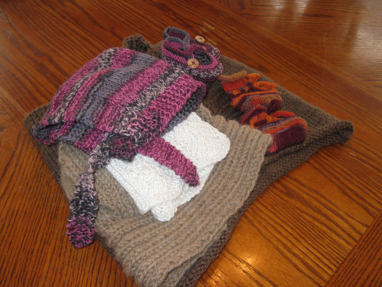 Of Wool and Loveliness: For the Love of WOOL