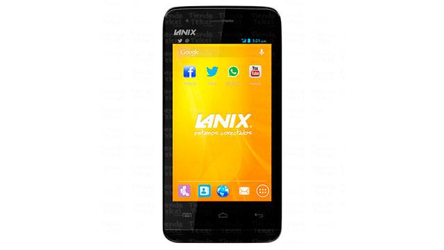 firmware - rom stock Lanix ILIUM S220