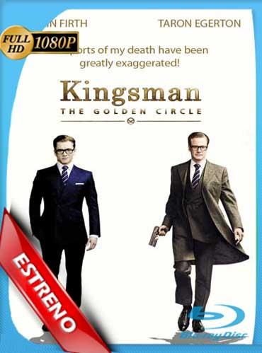 Kingsman El círculo dorado (2017)HD [1080p] Latino [GoogleDrive]