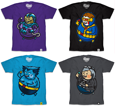 X-Men: Apocalypse T-Shirt Collection by Johnny Cupcakes