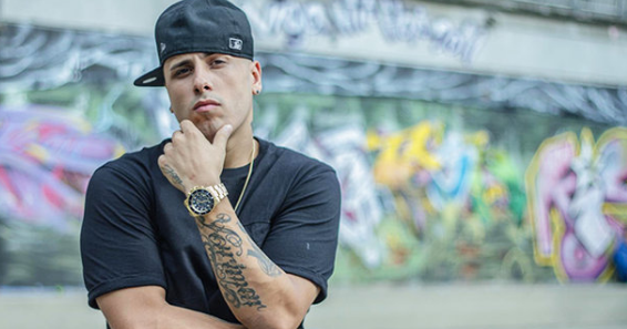 Nicky Jam - I Can't Forget You