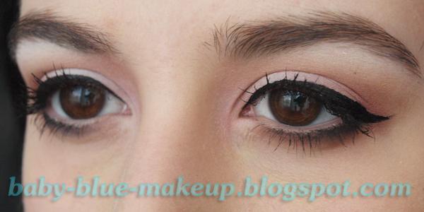 Baby Blue Make Up Pastelowy Makijaż Dzienny W Odcieniach Różu