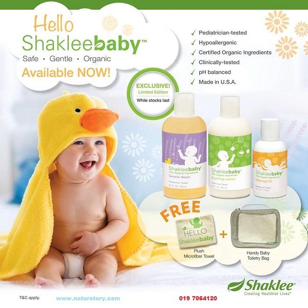 Mandian Baby Organik - Atasi Kulit Sensitif