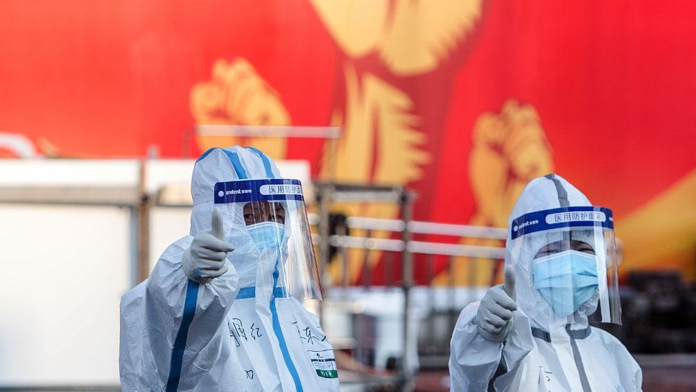 China reafirmó su apoyo a la OMS y anuncia un aporte adicional de 30 millones de dólares