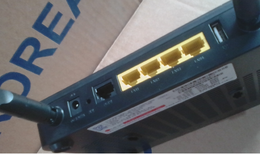 حل مشكلة اكسيس LG GAPD-7000 مع WDSو خاصية AC