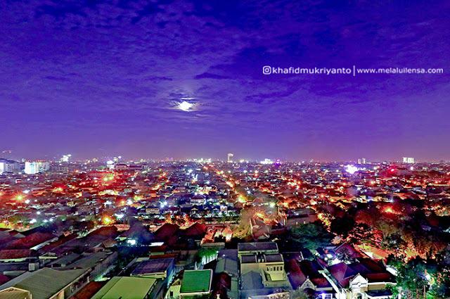 7 tips memotret landscape malam hari