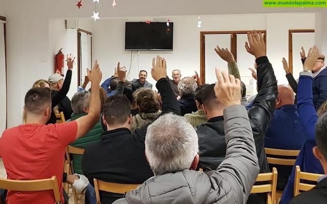 La Asamblea de Coalición Canaria en Los Llanos de Aridane elige unánimemente a Fran Montes de Oca como candidato a la Alcaldía