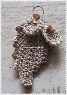 free crochet leaf pattern, Free crochet Irish lace leaf pattern