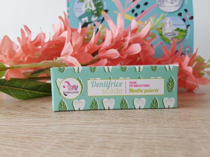 dentifrice lamazuna dans la biotyfull box