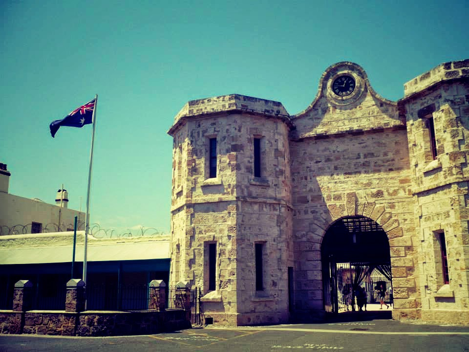 fremantle prison australia