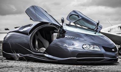 mobil canggih masa depan Mobil Masa Depan Paling Canggih Terbaru