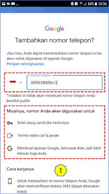 Cara 2 : Membuat Akun Gmail Melalui Aplikasi Gmail 10