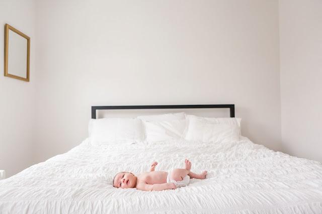 DC Newborn Lifestyle Photography | Photos by Heather Ryan Photography