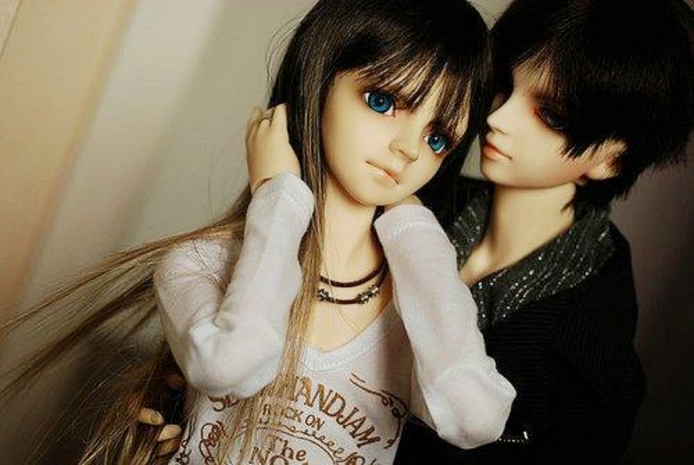 Dynamic Views: Beautiful Barbie Doll couple Image Download