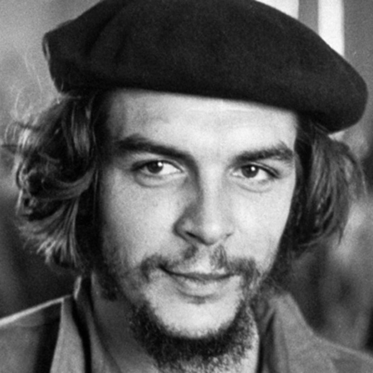 Negro Boina genuina Ch/é Guevara de Laulh/ère