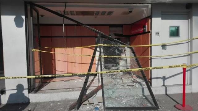 Se roban cajero autom tico en ecatepec toluca noticias for Cajeros banco santander para ingresar dinero