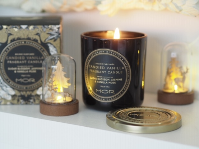 MOR Candied Vanilla Fragrant Candle