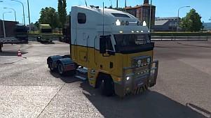 Freightliner Argosy CAT Edition mod 1.5